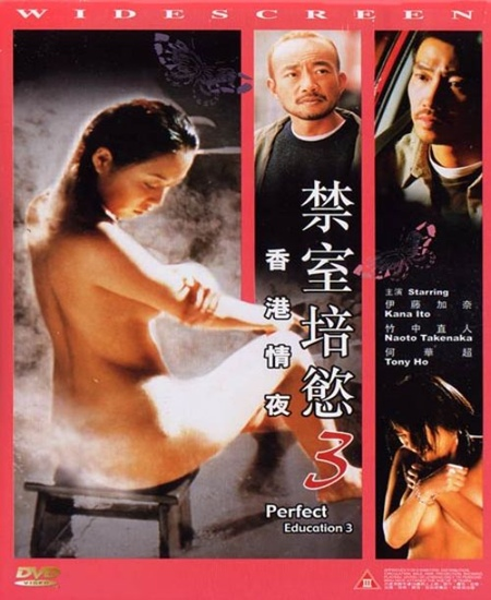 Прекрасное образование 3 [2002] / The Perfect Education 3 / Kanzen naru shiiku: Honkon jya / Jin shi pei yu, xiang gang qing ye (16+)