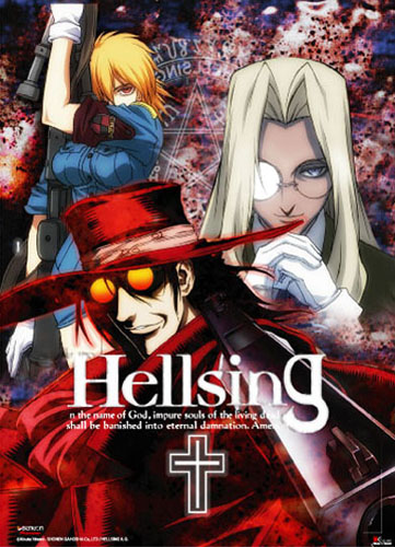 Хеллсинг OVA [2006] / Hellsing Ultimate