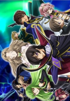 ��� ����: ���������� ����� (������ �����) [2008] / Code Geass: Lelouch of the Rebellion R2