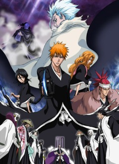 Блич (фильм второй) [2007] / Bleach: The DiamondDust Rebellion - Mo Hitotsu no Hyorinmaru
