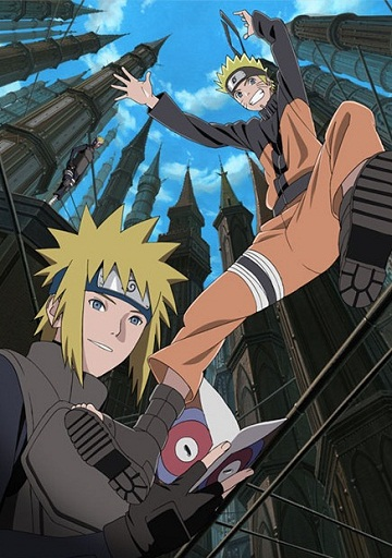 Наруто (фильм седьмой) [2010] / Gekijouban Naruto Shippuuden: The Lost Tower