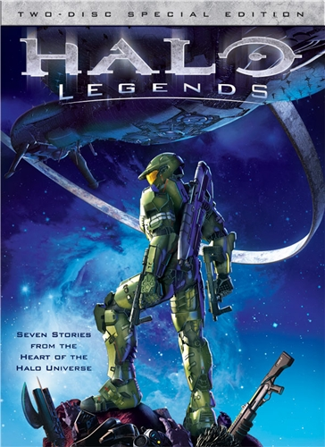 ������� ���� [2009] / Halo Legends