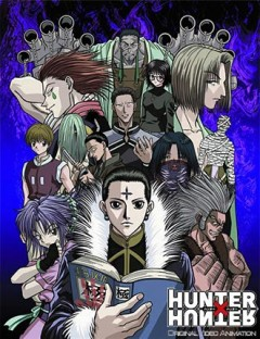 Охотник х Охотник OVA-1 [2002] / Hunter X Hunter OAV